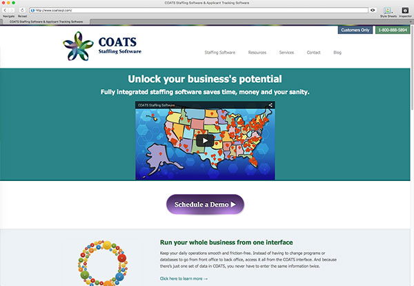 COATS Staffing Software