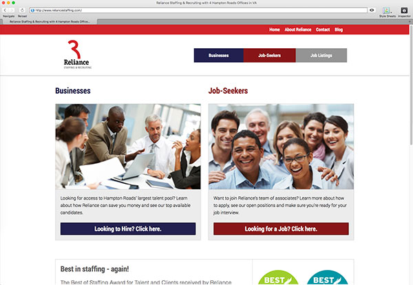 Reliance Staffing